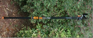 The Fiskars 62-inch Pruning Stik: A Perfectly Designed Pole Pruner